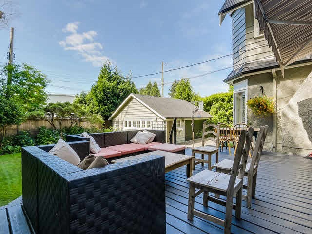 Photo 13: 1538 W 40TH AVENUE in Vancouver: Shaughnessy House for sale (Vancouver West)  : MLS(r) # R2115759