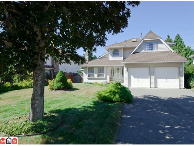 "Main Photo: 15423 91A Avenue in Surrey: Fleetwood Tynehead House for sale in ""Berkshire Park"" : MLS® # F1219981"