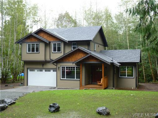 Main Photo: 2463 Kemp Lake Road in SOOKE: Sk Kemp Lake Single Family Detached for sale (Sooke)  : MLS® # 327510