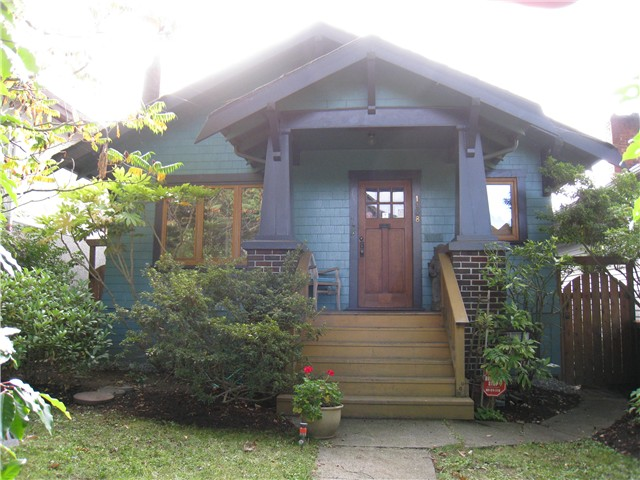 Main Photo: 1938 E 7th Avenue in Vancouver: Grandview VE House for sale (Vancouver East)  : MLS®# V1089448