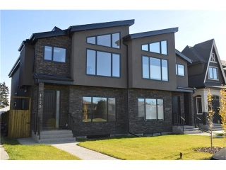 Main Photo: 1126 40 ST SW in Calgary: Rosscarrock House for sale : MLS®# C4051284