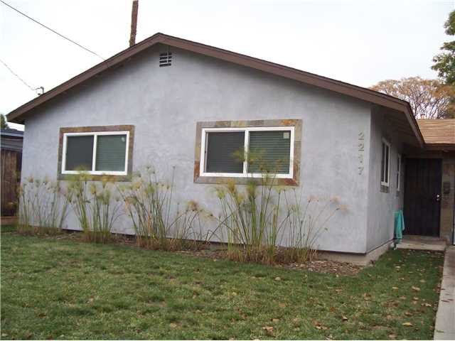 Main Photo: NORTH PARK House for sale : 3 bedrooms : 2217 Boundary Street in San Diego