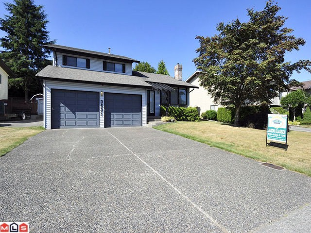 Main Photo: 3631 NICOLA Street in Abbotsford: Central Abbotsford House for sale : MLS®# F1223443