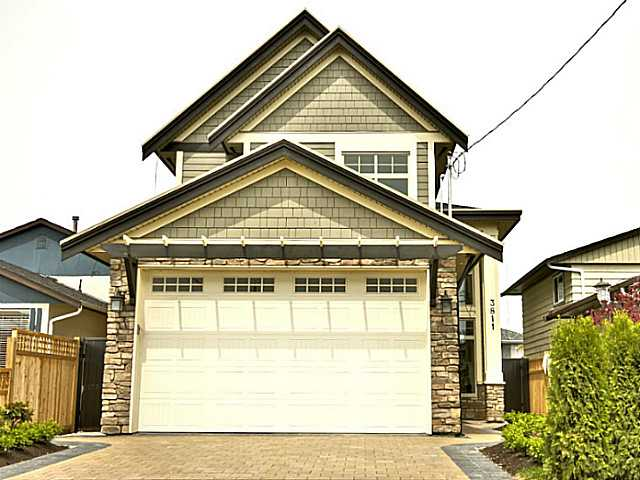 "Main Photo: 3811 REGENT Street in Richmond: Steveston Villlage House for sale in ""STEVESTON VILLAGE"" : MLS® # V979542"