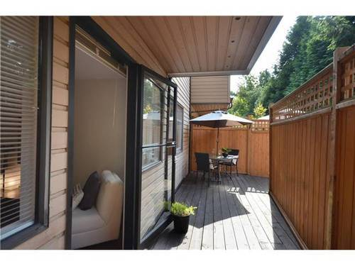 Photo 10: 113 2190 7TH Ave W in Vancouver West: Kitsilano Home for sale ()  : MLS(r) # V1003084
