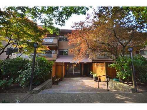 Main Photo: 113 2190 7TH Ave W in Vancouver West: Kitsilano Home for sale ()  : MLS®# V1003084