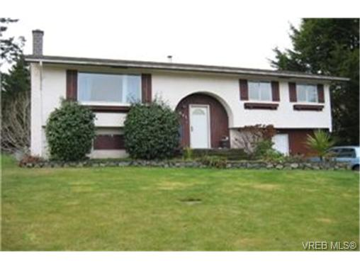 Main Photo: 611 Vanalman Avenue in VICTORIA: SW Northridge Single Family Detached for sale (Saanich West)  : MLS® # 184280