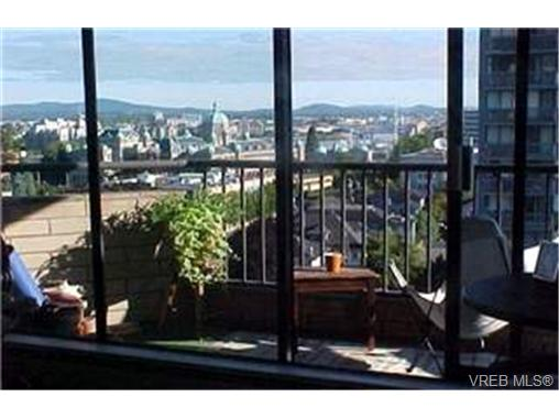 Main Photo: 1105 620 Toronto Street in VICTORIA: Vi James Bay Condo Apartment for sale (Victoria)  : MLS® # 203325