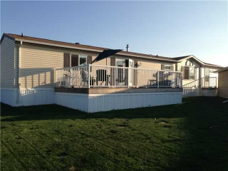 Main Photo: 440 Oak Wood CR in Edmonton: Zone 42 Mobile for sale : MLS(r) # E3386928