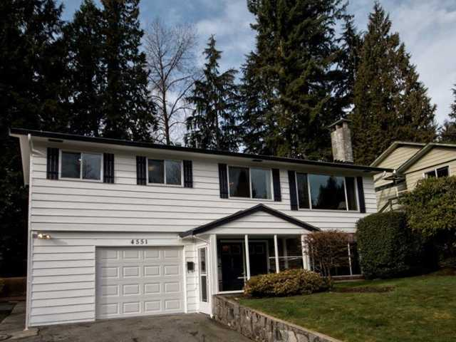 Main Photo: 4551 Hoskins Rd in North Vancouver: Lynn Valley House for sale : MLS® # V1102784