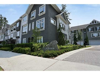 Main Photo: # 11 15128 24 Av in Surrey: sunnyside Townhouse for sale (South Surrey White Rock)  : MLS® # F1446525