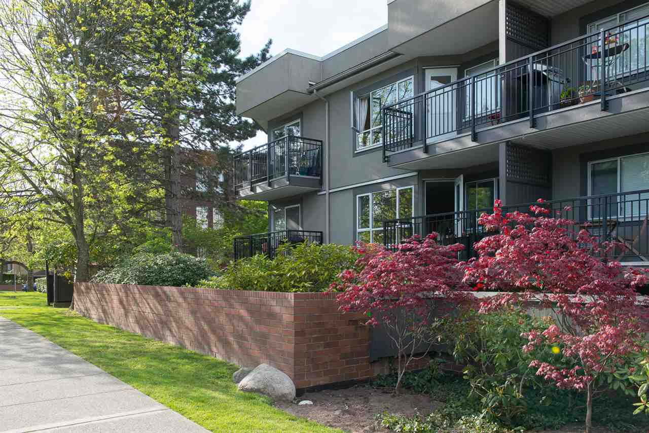 Photo 19: 110 555 W 14TH AVENUE in Vancouver: Fairview VW Condo for sale (Vancouver West)  : MLS® # R2059901
