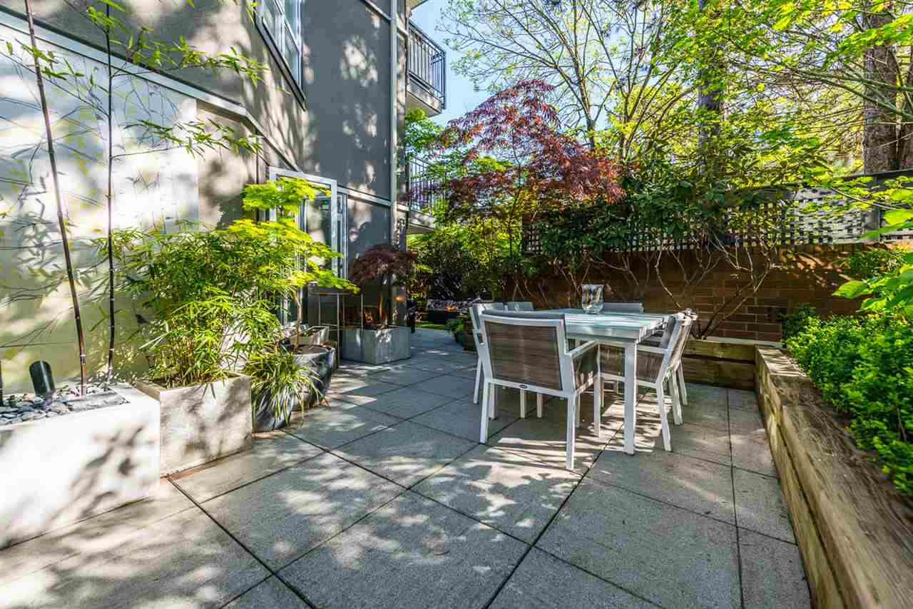 Photo 5: 110 555 W 14TH AVENUE in Vancouver: Fairview VW Condo for sale (Vancouver West)  : MLS® # R2059901