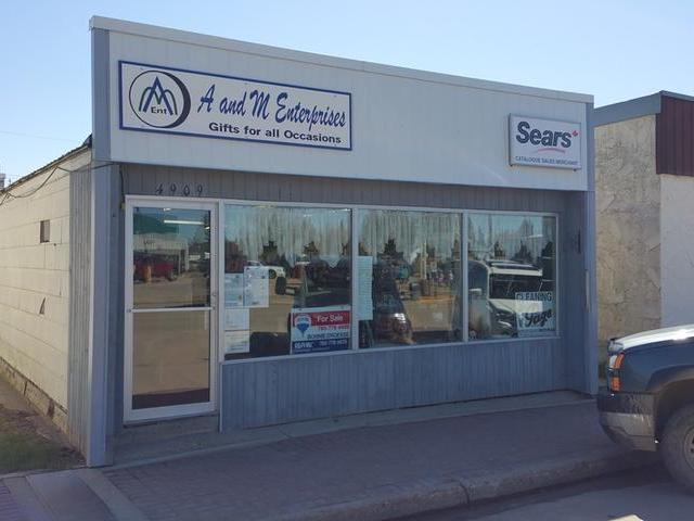 Main Photo: 4909 50 Street in Mayerthorpe: Retail for sale : MLS® # 42432