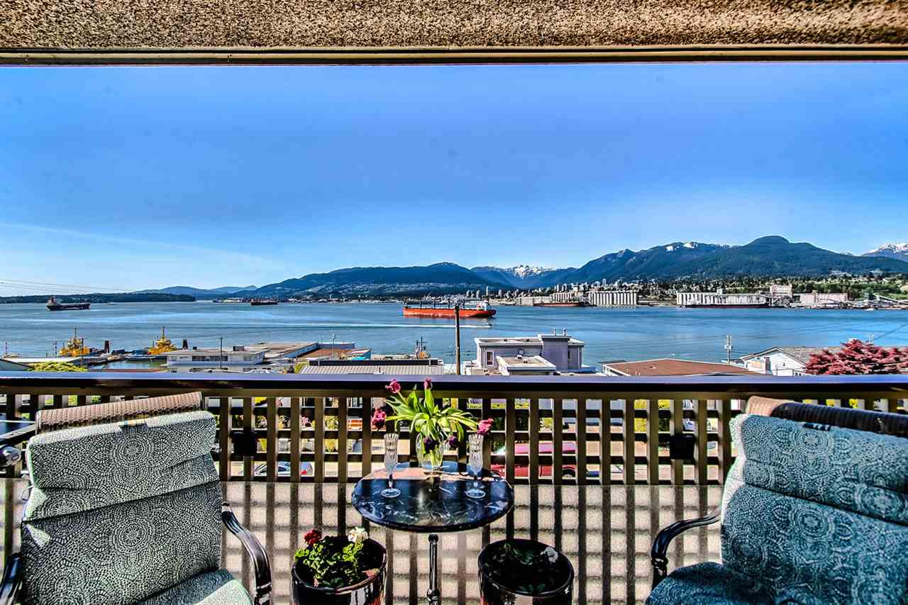 FEATURED LISTING: 418 - 2366 WALL Street Vancouver