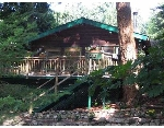 "Main Photo: 1210 MILLER RD: Bowen Island House for sale in ""MILLERS LANDING"" : MLS(r) # V558847"