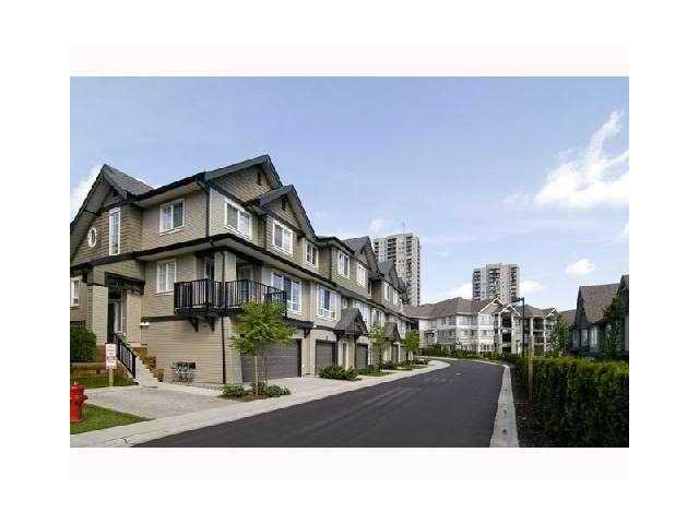 "Main Photo: 75 9088 HALSTON Court in Burnaby: Government Road Townhouse for sale in ""Terramor"" (Burnaby North)  : MLS® # V949865"