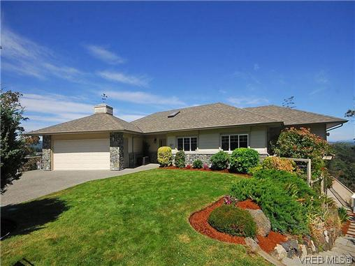 Main Photo: 507 Outlook Place in VICTORIA: Co Triangle Single Family Detached for sale (Colwood)  : MLS® # 309462