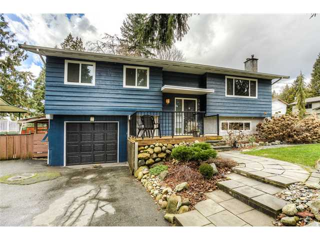 "Photo 1: 3829 CLEMATIS Crescent in Port Coquitlam: Oxford Heights House for sale in ""OXFORD HEIGHTS"" : MLS® # V991507"