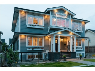 "Main Photo: 711 4TH Street in New Westminster: GlenBrooke North House for sale in ""GLENBROOKE NORTH"" : MLS(r) # V1011814"