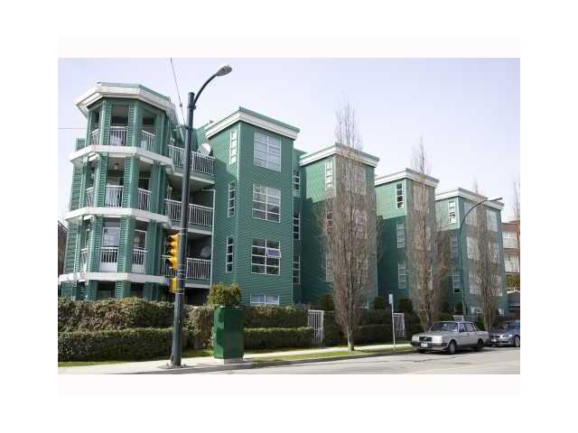 Main Photo: # 201 8989 HUDSON ST in : Marpole Condo for sale : MLS®# V821788