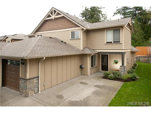 Main Photo: 3233 Ernhill Place in VICTORIA: La Walfred Residential for sale (Langford)  : MLS(r) # 330177