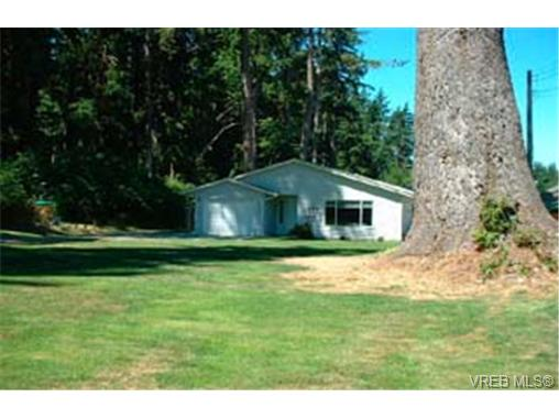 Main Photo: 7084 Richview Road in SOOKE: Sk Whiffin Spit Single Family Detached for sale (Sooke)  : MLS® # 168786