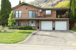 Main Photo: 3461 Navatanee Drive in Kamloops: South Thompson Valley House for sale