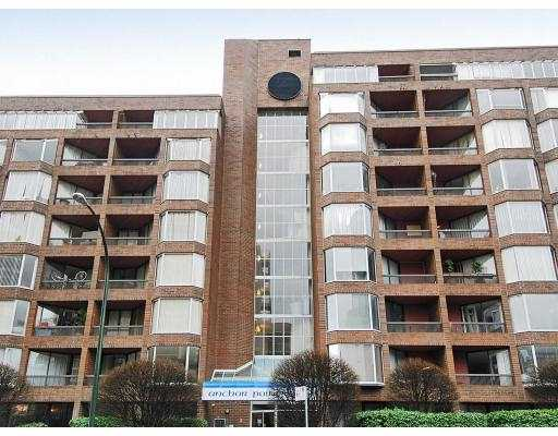 Main Photo: 203 1333 HORNBY Street in Vancouver: Downtown VW Condo for sale (Vancouver West)  : MLS®# V755315
