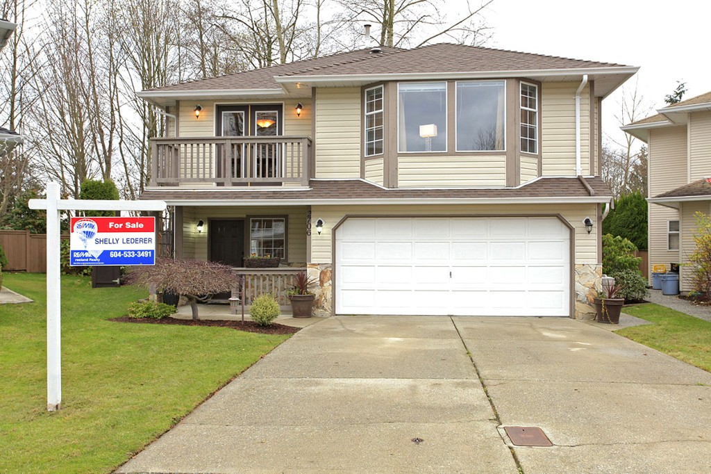 "Main Photo: 2706 273B Street in Langley: Aldergrove Langley House for sale in ""Shortreed"" : MLS® # F1228314"