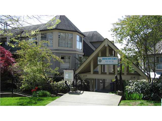 Main Photo: 507 210 11TH Street in New Westminster: Uptown NW Condo for sale : MLS(r) # V1003264