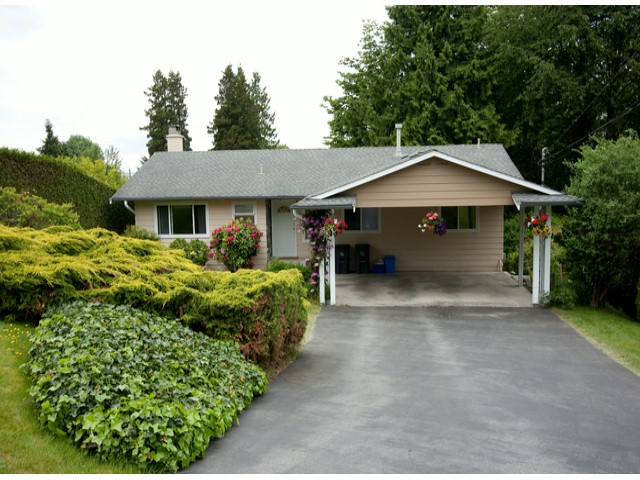 Main Photo: 9769 PRINCESS Drive in Surrey: Royal Heights House for sale (North Surrey)  : MLS® # F1312416