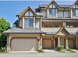 "Main Photo: 36 18707 65TH Avenue in Surrey: Cloverdale BC Townhouse for sale in ""LEGENDS"" (Cloverdale)  : MLS(r) # F1314603"