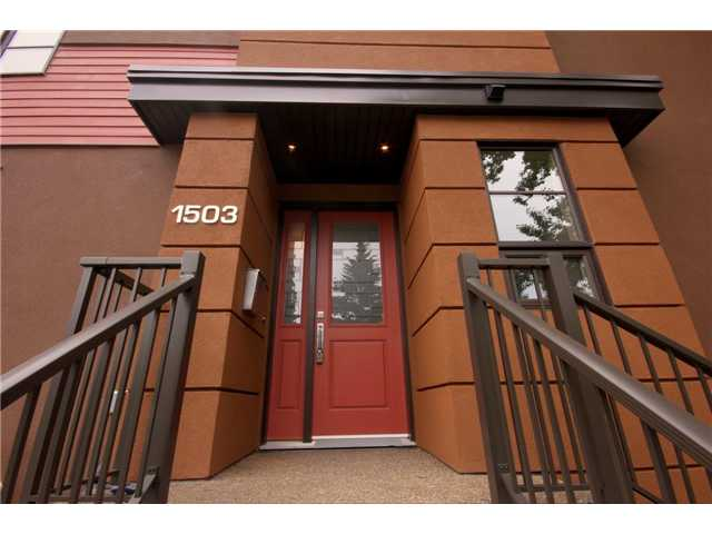 Main Photo: 1503 37 Avenue SW in CALGARY: Altadore_River Park Residential Attached for sale (Calgary)  : MLS(r) # C3575561