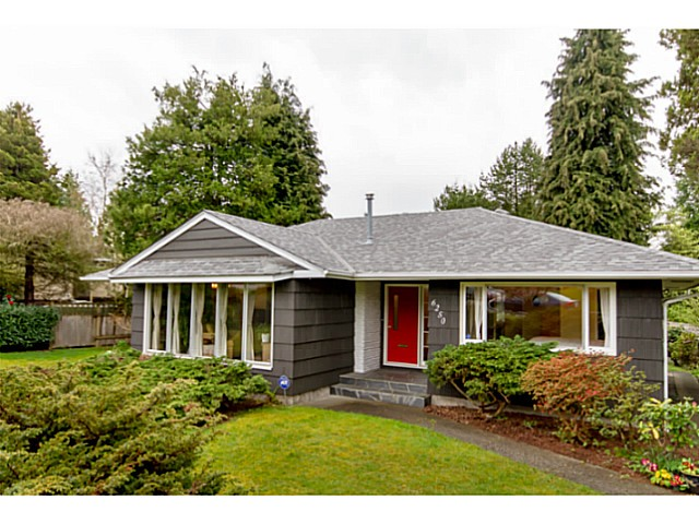 Main Photo: 6250 BUCHANAN ST in Burnaby: Parkcrest House for sale (Burnaby North)  : MLS(r) # V1065690