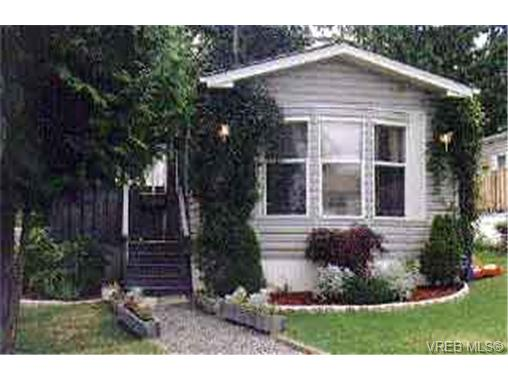 Main Photo: 9 2721 Koa Road in SAANICHTON: CS Hawthorne Other for sale (Central Saanich)  : MLS® # 101250