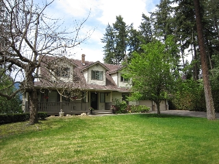 Main Photo: 3191 Northeast Upper Lakeshore Road in Salmon Arm: Upper Raven House for sale : MLS(r) # 10133310
