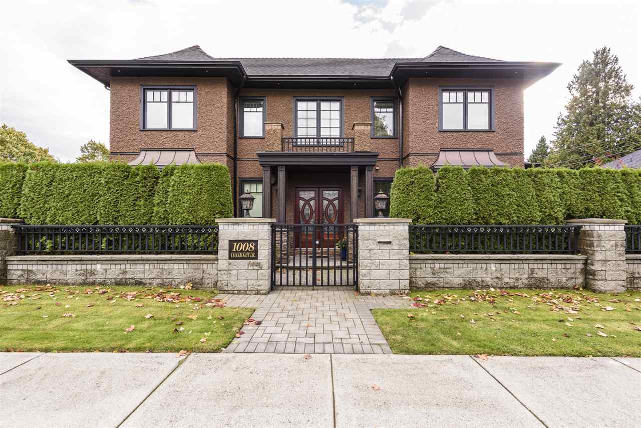 FEATURED LISTING: 1008 CONNAUGHT Drive Vancouver