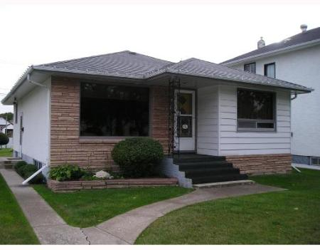 Main Photo: 412 INKSTER: Residential for sale (Old Kildonan)  : MLS® # 2715942