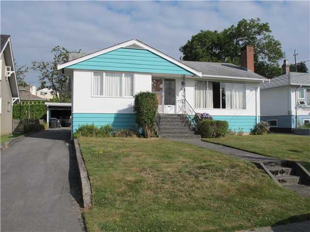 Main Photo: 225 BLACKMAN Street in New Westminster: GlenBrooke North House for sale : MLS® # V966588