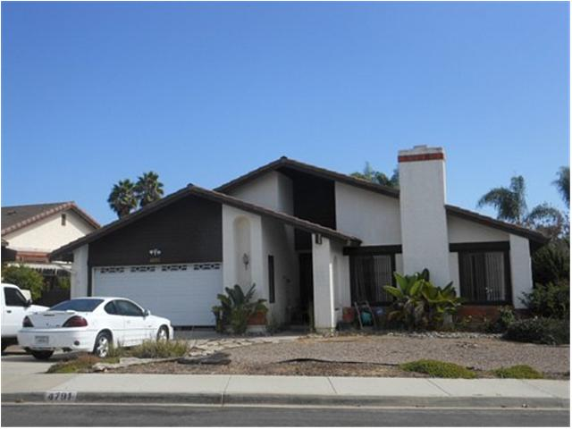 Main Photo: CARLSBAD WEST House for sale : 3 bedrooms : 4791 Neblina Drive in Carlsbad