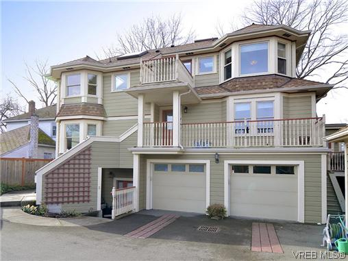 Main Photo: 4 118 St. Lawrence Street in VICTORIA: Vi James Bay Residential for sale (Victoria)  : MLS(r) # 319014