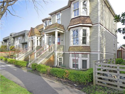 Photo 16: 4 118 St. Lawrence Street in VICTORIA: Vi James Bay Residential for sale (Victoria)  : MLS(r) # 319014