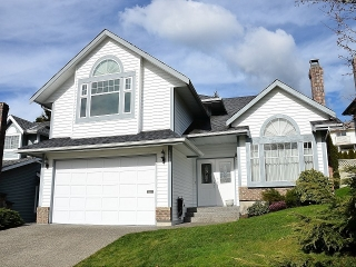 Main Photo: 2559 TRILLIUM Place in Coquitlam: Summitt View House for sale : MLS® # V992165