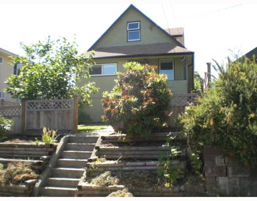 Main Photo: 445 ROUSSEAU ST in : Sapperton House for sale : MLS® # V775210