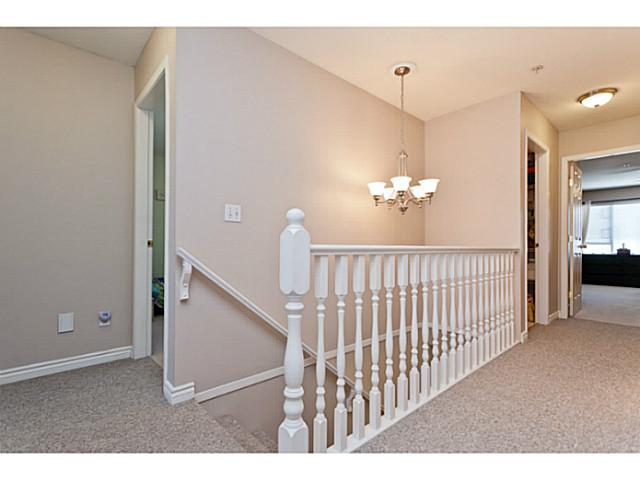 "Photo 17: # 58 1255 RIVERSIDE DR in Port Coquitlam: Riverwood Townhouse for sale in ""RIVERWOOD GREEN"" : MLS(r) # V1019194"