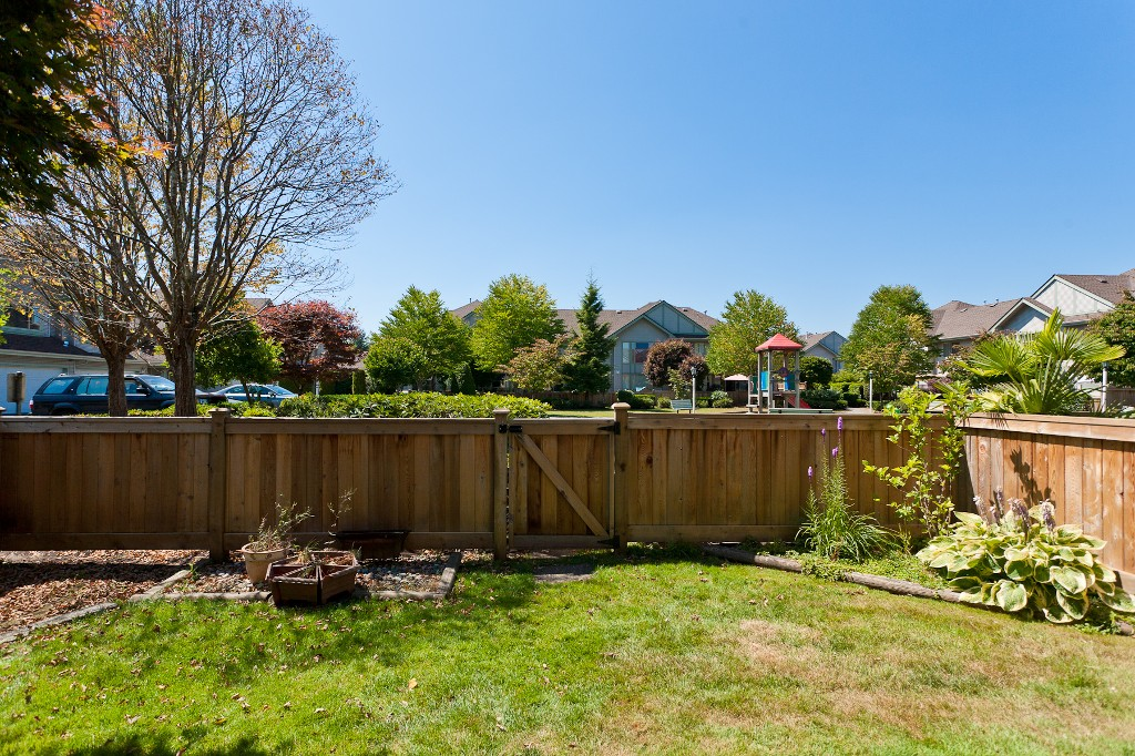 "Photo 32: # 58 1255 RIVERSIDE DR in Port Coquitlam: Riverwood Townhouse for sale in ""RIVERWOOD GREEN"" : MLS(r) # V1019194"