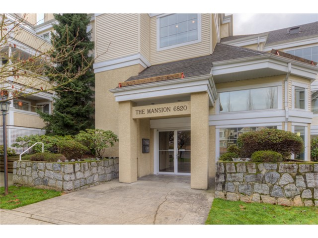 Photo 2: # 316 6820 RUMBLE ST in Burnaby: South Slope Condo for sale (Burnaby South)  : MLS(r) # V1037419