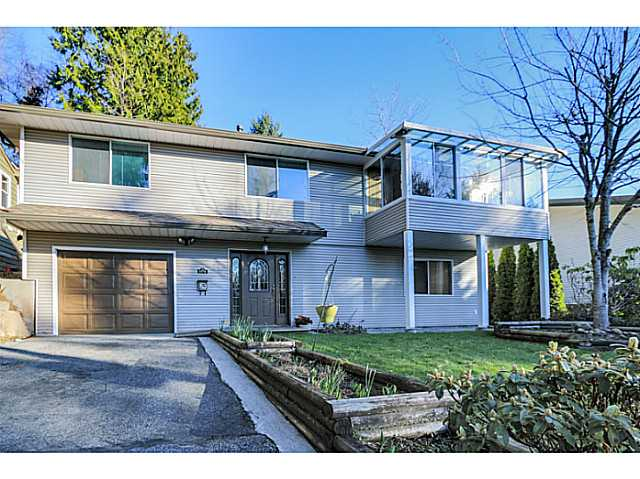 Main Photo: 1076 Wellington Drive in North Vancouver: House for sale : MLS® # V1107243