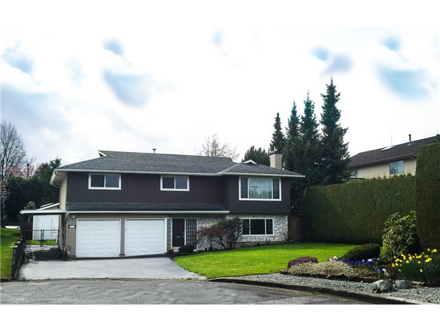 Main Photo: 5230 SHELBY CT in Burnaby: Deer Lake Place House for sale (Burnaby South)  : MLS® # V1112661